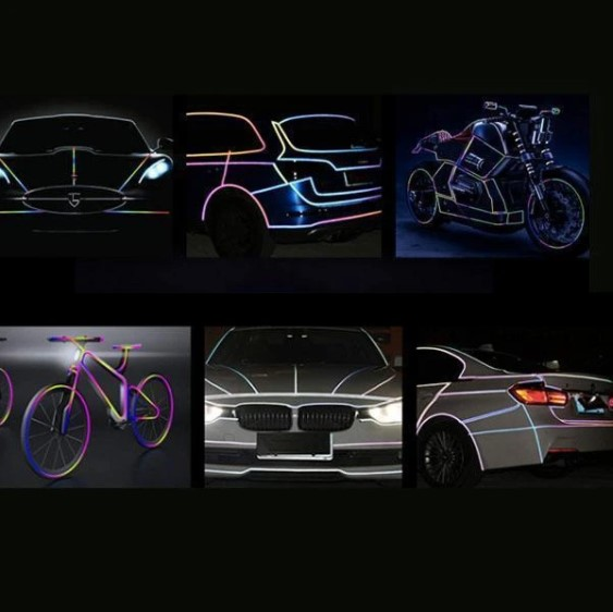 🔥BUY 3 GET 1 FREE & FREE SHIPPING🔥Retrofitting Reflective Strips For Cars