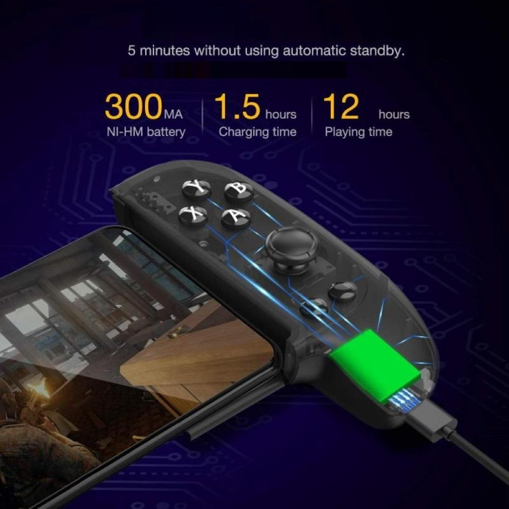 Telescopic Wireless Bluetooth Mobile Controller Gamepad