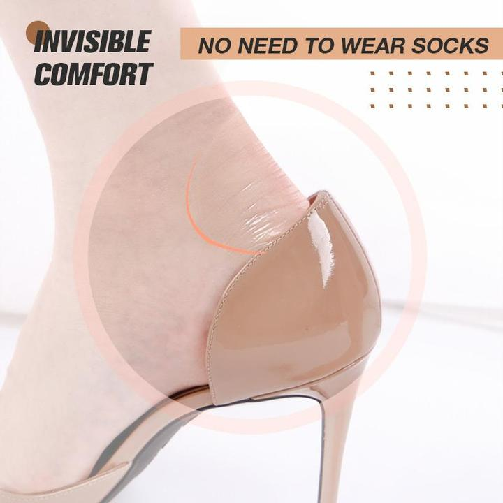 MIRACLE😍Self-adhesive Invisible Heel Anti-wear Sticker