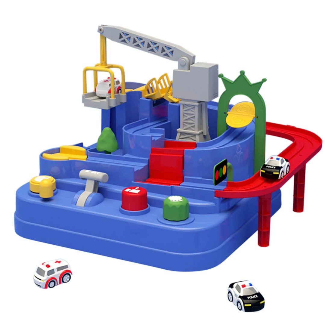 Car Race Track Adventure Toys