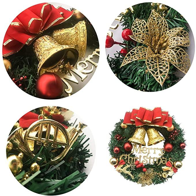 Christmas Wreath for Front Door(Free Shipping)