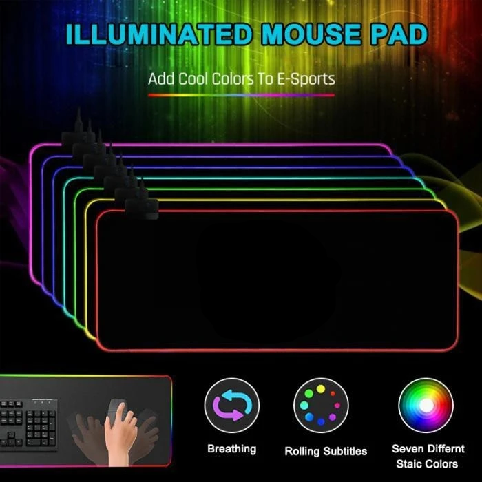 🎉Buy 2 Save 10%🎉LED gaming pad