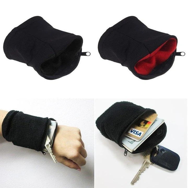 PK WALLET - POCKET WRIST WALLET
