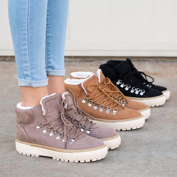 Bonnieshoes Winter Must Have Lug Booties