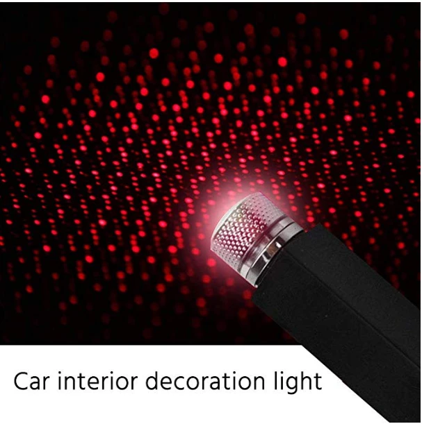 🔥50% OFF✨Car And Home Ceiling Romantic USB Night Light【Plug And Play 】