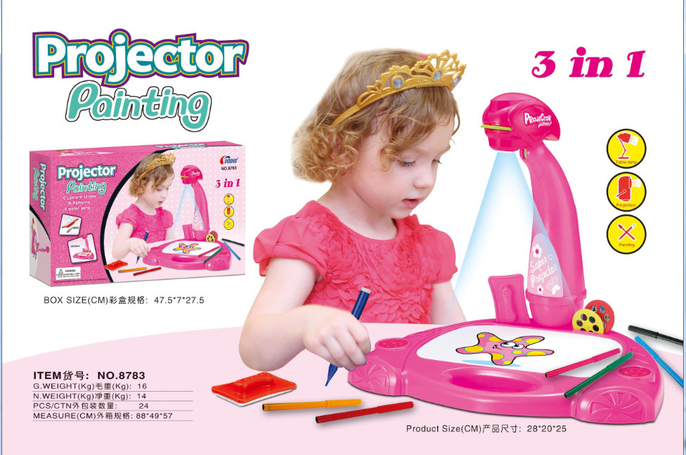 🔥HOT SALE- Trace and Draw Projector Toy