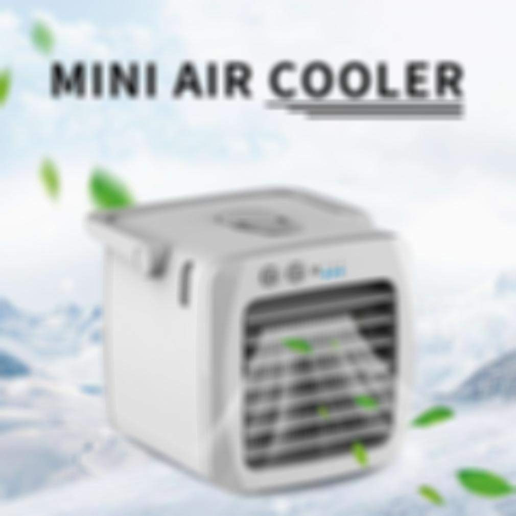 2020 Portable Air Conditioner Fan Mute Silent Personal Space For Office Home