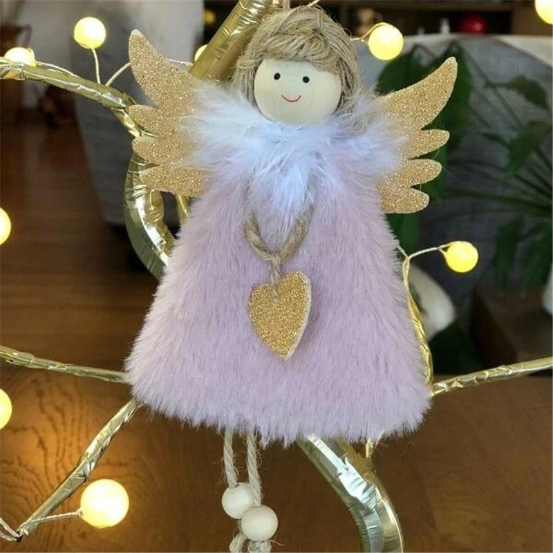 Hand-Made Angels