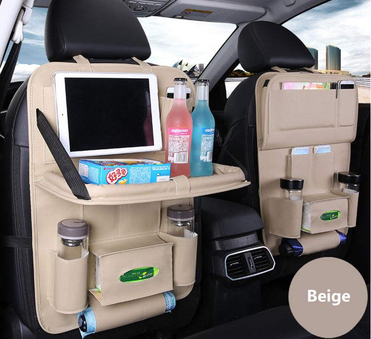 Last day promotion-Updated Car Seat Back Organizer