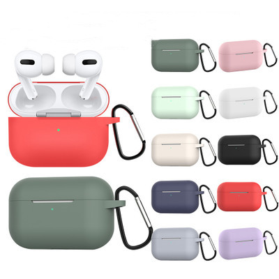 AirPods Pro LED Protective Case Cover Silicone Skin