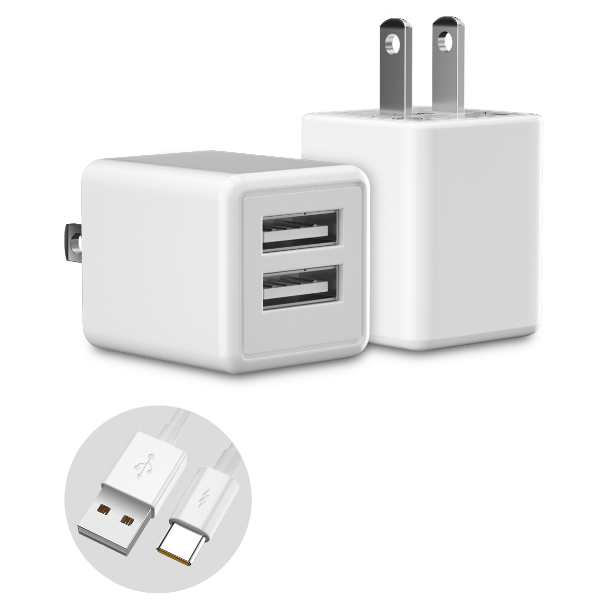 40%OFF -Dual USB charger