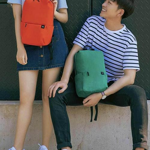Xiaomi Solid Color Lightweight Water-resistant Backpack