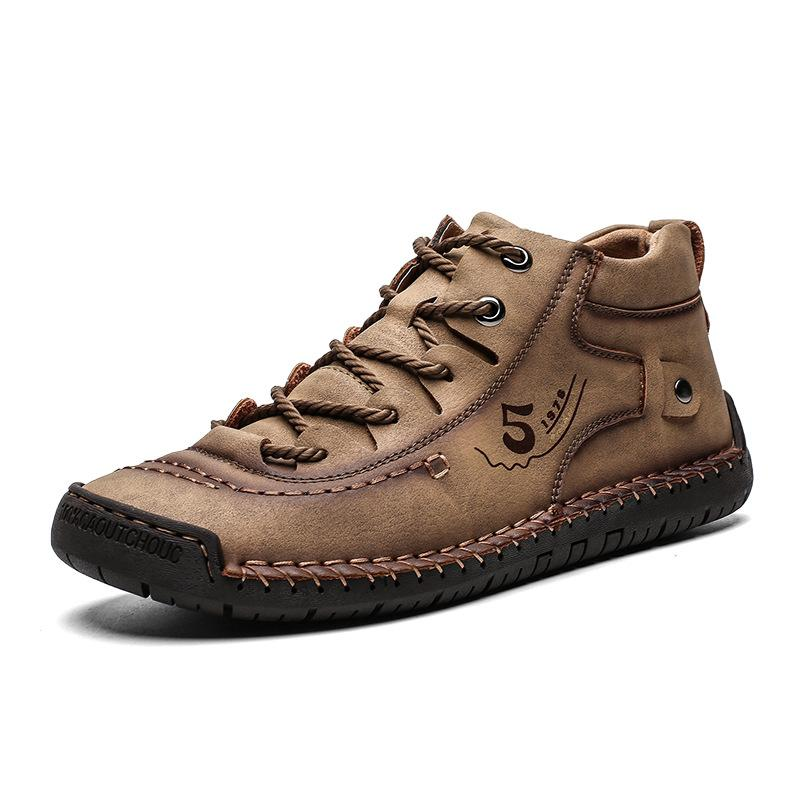 2020 Handmade Genuine Leather Shoes For Men From Italy