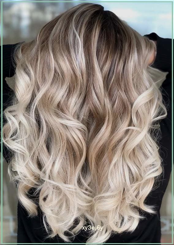 Lace Front Wigs Platinum Blonde Wig Zayn Blonde Hair 9N Hair Color