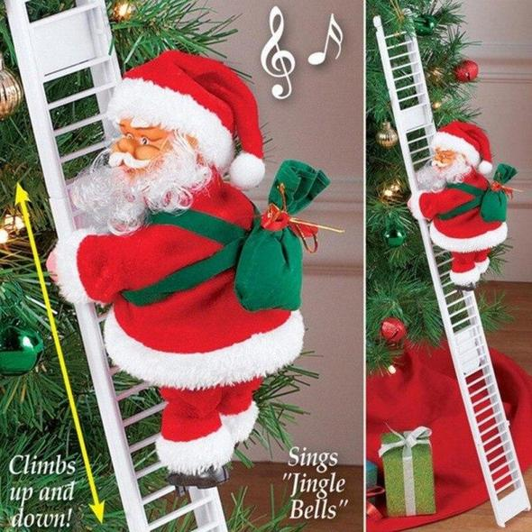 Climbing Santa Claus-Buy Any 2 Free Shipping