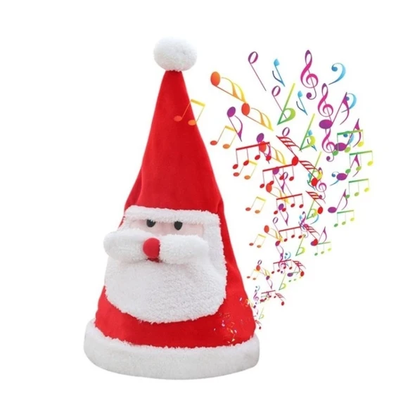 🎄Christmas Hot Sales🎄Christmas hat that will dance