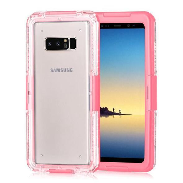 Waterproof and Shockproof Phone Case For Samsung S8 S8Plus S9 S9Plus Note9 Note8