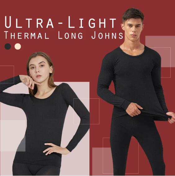 Unisex Seamless Elastic Thermal Inner Wear