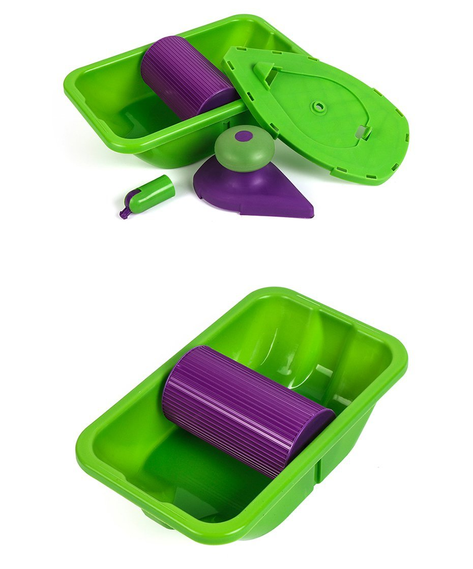 Point Paint Roller and Tray Set