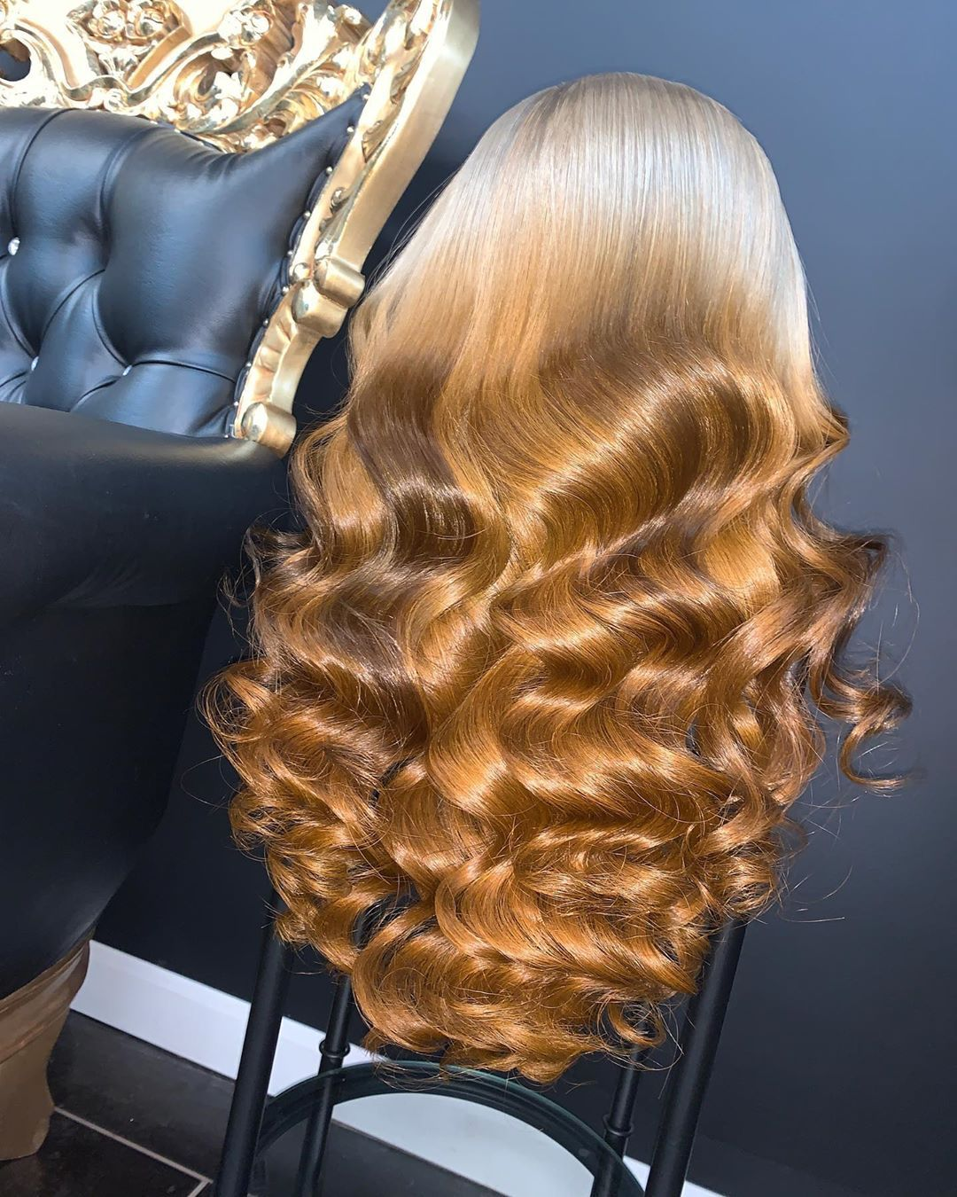 Lace Front Wigs Brown Wigs Blonde Wigs Blonde Balayage With Dark Roots Strawberry Blonde Hair Color Wigs For Black Women