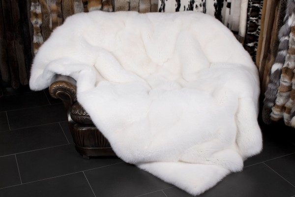 (SAVE 30% OFF)- Natural white blanket - Buy 3 Get Extra 20% OFF
