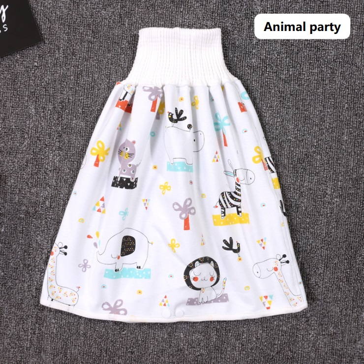 Comfy children's adult diaper skirt shorts 2 in 1(Buy 2 free shipping)