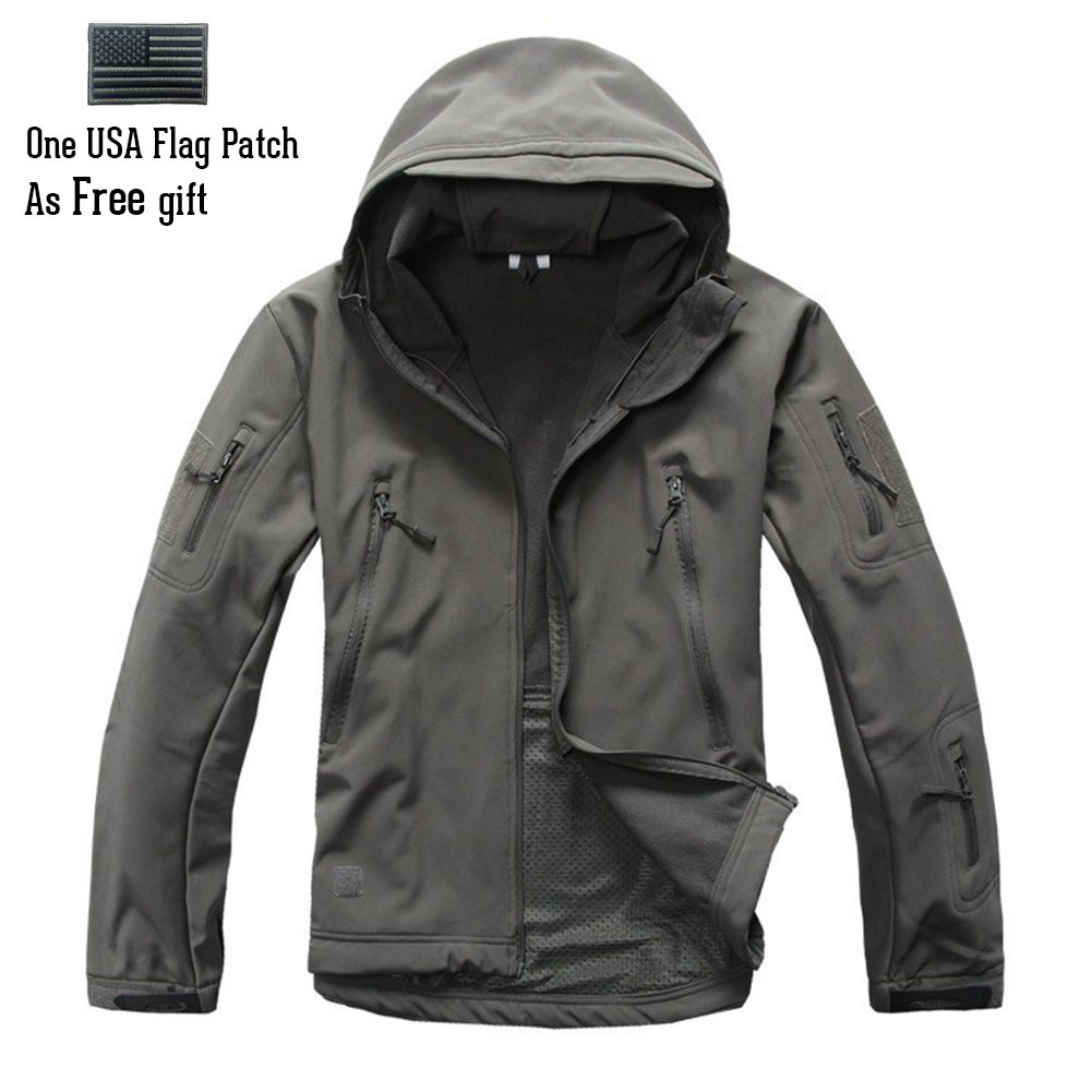 🔥 Free Shipping🔥2020 new upgrade -Men's Outdoors Military Tactical Jacket