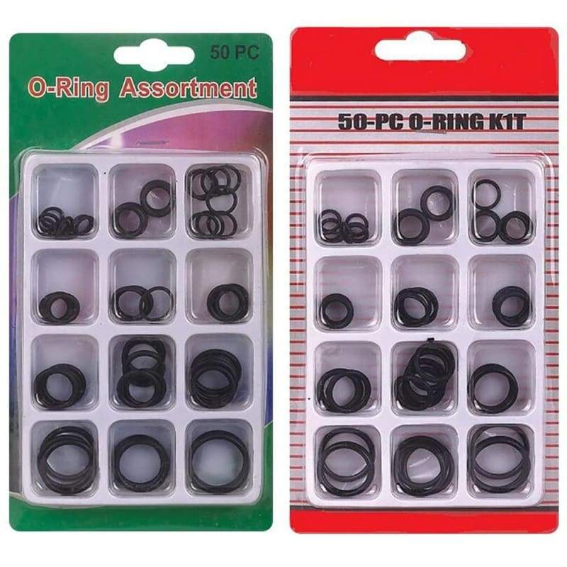 2019perfection 50/125/225/279/300/419Pcs DIY Materials Assorted O Ring Rubber Seal Assortment Set Seal Plumbing Garage Kit with Case