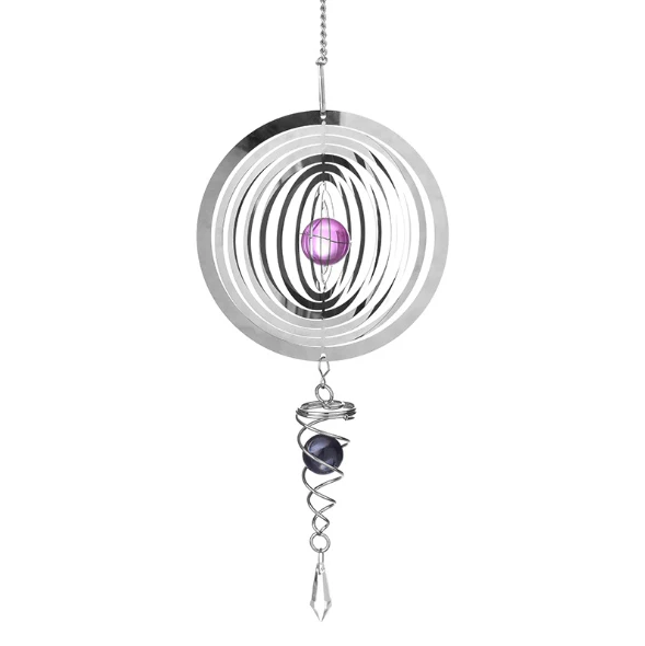【50%OFF LAST DAY】-3d rotating wind chimes