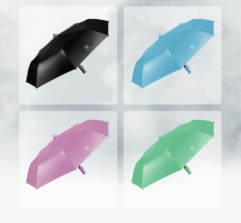 【💝FREE SHIPPING💝】4 in 1 rechargeable spray umbrella