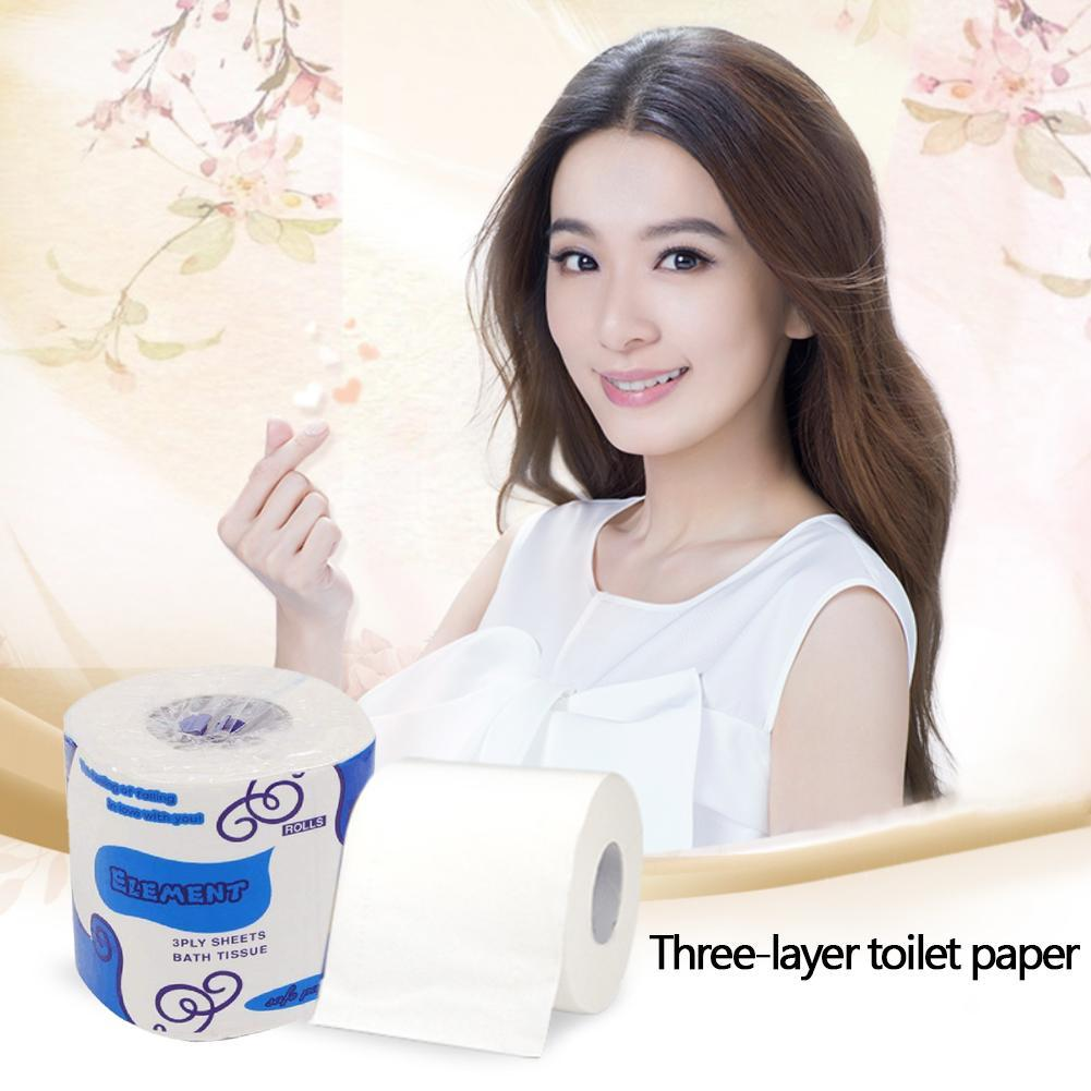 Silky & Smooth Soft 3-Ply Toilet Paper