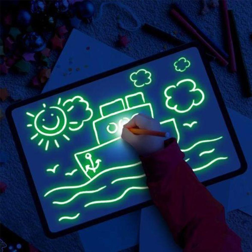 Light Drawing - Fun And Developing Toy(ONLY $9.99)