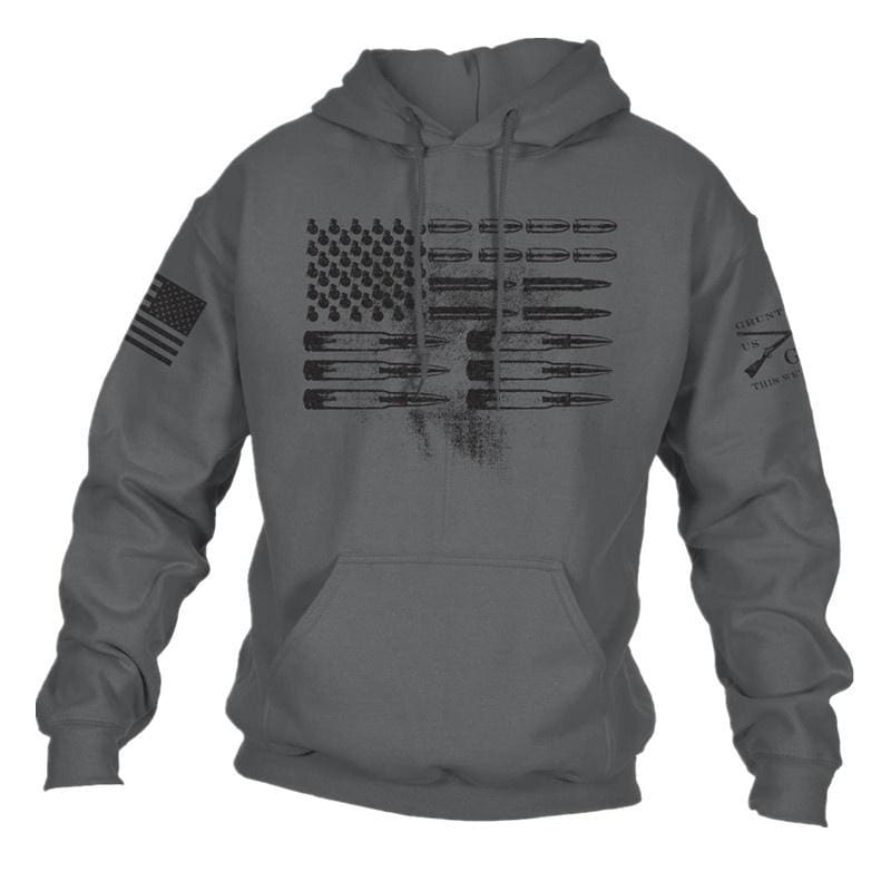 2019 Autumn Men's Hoodie, Stylish 3D Printed Long-sleeved Sweater.