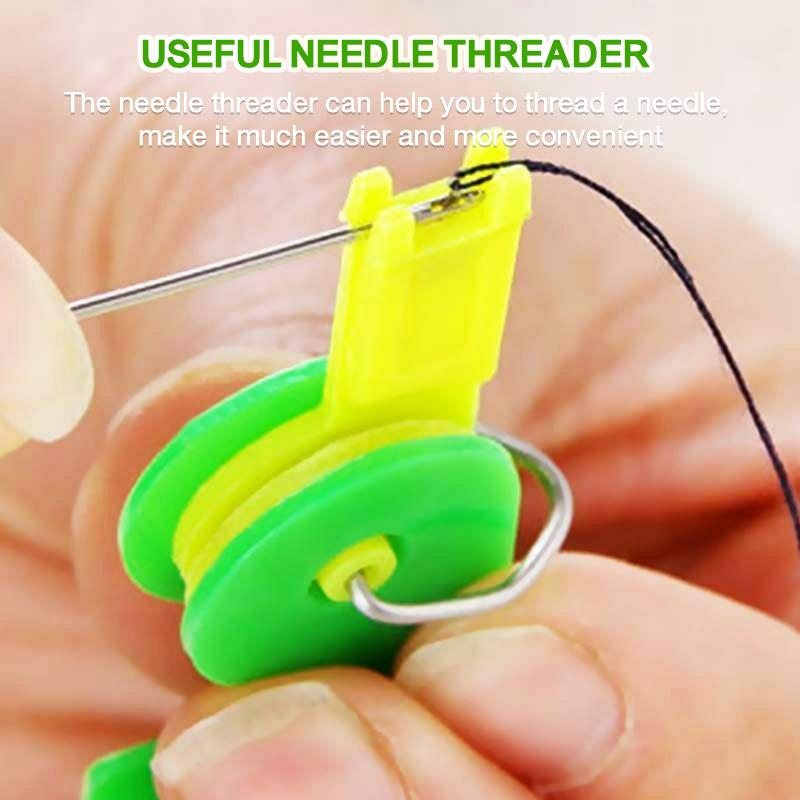 (🎄Early-Christmas Flash Sale🎄-48% OFF)Auto Needle Threader(Buy 5 get 3 free+free shipping)