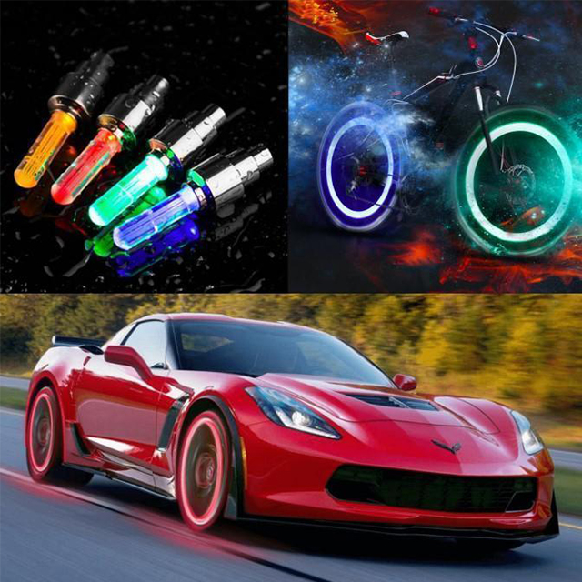 Year-End Hot Sale🔥( Only $5.96 Today!) Waterproof Led Wheel Lights