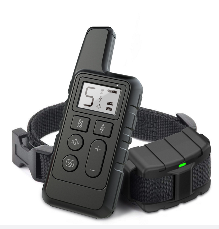500M Dog Training Collar Pet Electric Remote Control