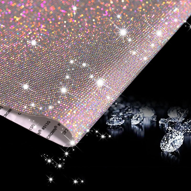 (NEW YEAR PROMOTION - SAVE 50% OFF)Bling Crystal Rhinestone DIY Paster-Buy 2 Get Extra 10% OFF