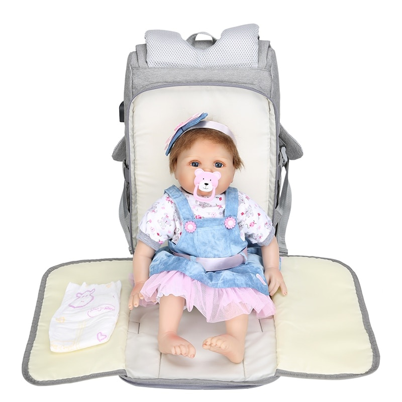 Wet Usb Mummy Maternity Baby Diaper Bag Bags Backpack Organizer For Mummy Mother Maternity Baby Bags For Mom Stroller Diaper Bag