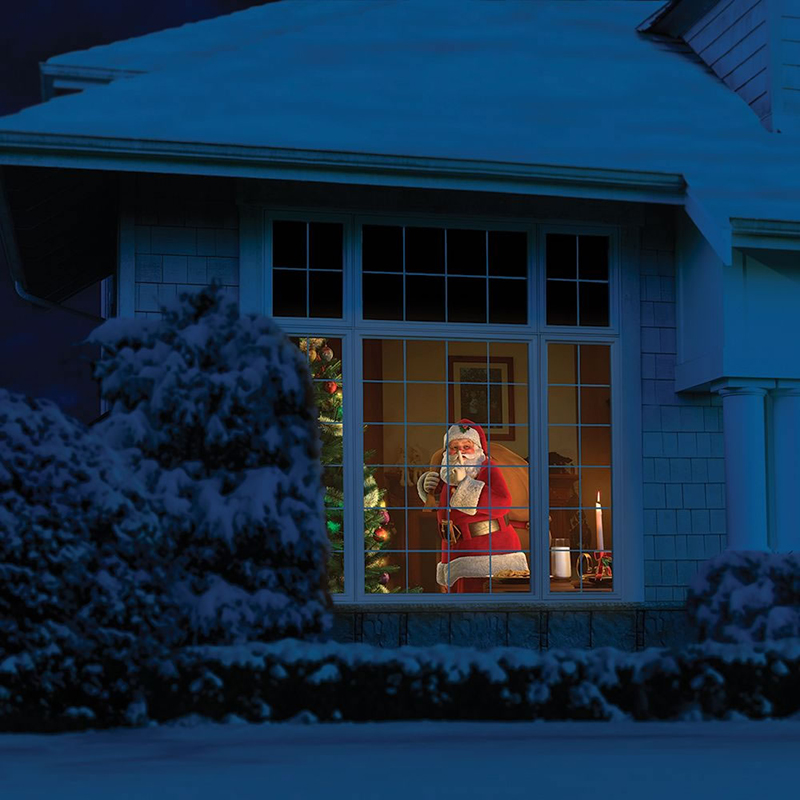 🎅Christmas Pre-Sale 50% OFF --Christmas Holographic Projection!