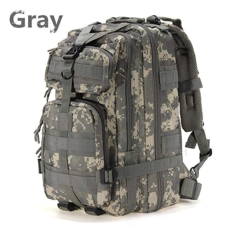 US Waterproof Outdoor 3P Backpack