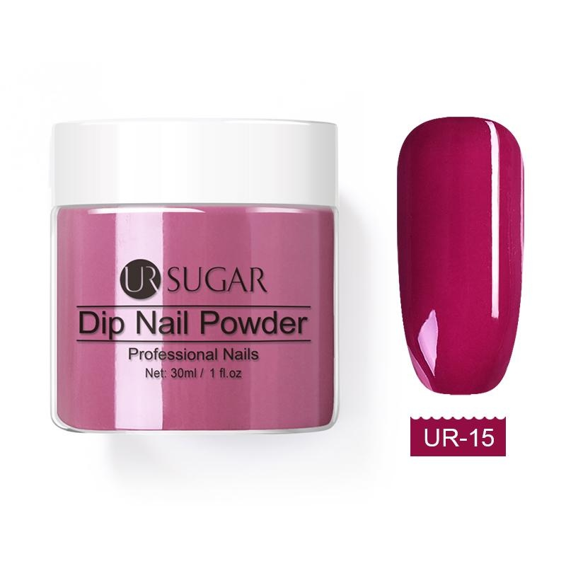 UR SUGAR 30ml graphic Dip Nail Powder Natural Dry Summer Series No Lamp Cure Dipping Nail Powder