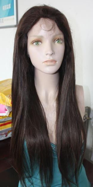 Lace Front Black Wig best african wigs Lace hair cap