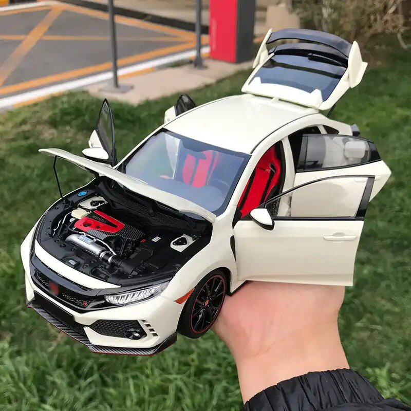 👉COD👈High-Quality Alloy Model Cars With Openable Doors, Light And Sound