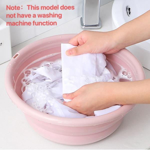 Folding laundry tub Basic&Upgrade