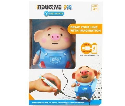 Hot Sales-Educational Creative Pen Inductive Toy Pig ...