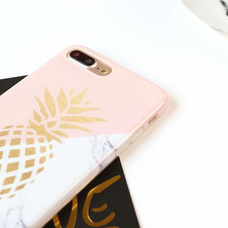 Pineapple Marble Case