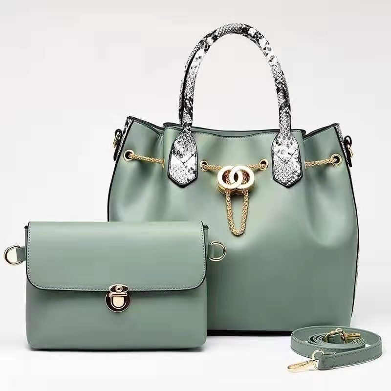 (BUY 1 GET 1)Korean temperament two-piece bag