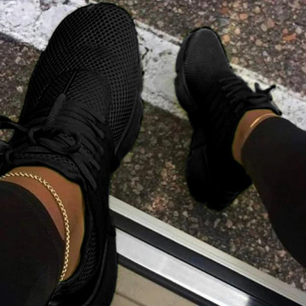 Zoeyootd Fashion Casual Sneakers