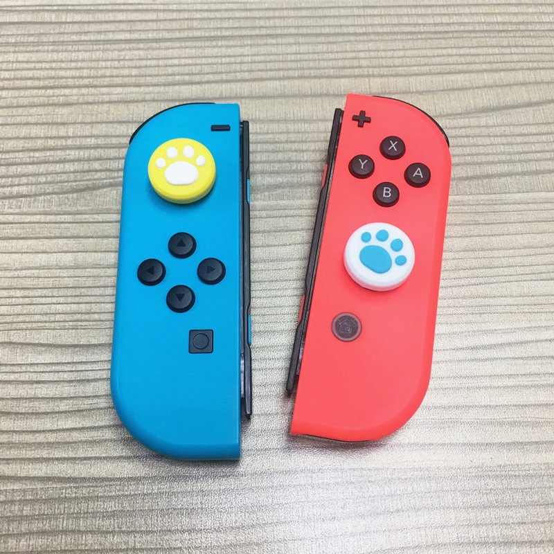 Switch lite&NS Animal crossing Rocker cap joystick cap (Size:2pcs/set)