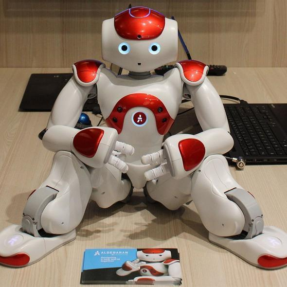 🔥Black Friday Discount🔥High-tech artificial intelligence robot Lawrence(quality product)